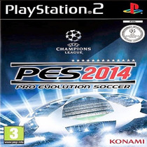 Pro Evolution Soccer 2014 Português Patch Ps2/ Pc
