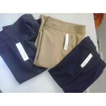 Pantalones De Vestir Clasicos Americanos Para Ejecutivas