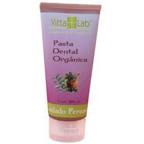 Pasta Dental Organica No Contiene Fluor