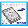 Discos Duros De Laptops 320 Gb Marcas Variadas