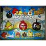 Angry Birds X 3 Con Luz Y Musica