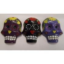 Figuras Calaveritas Calaveras Halloween Dia De Muertos 6 Mod