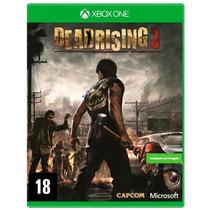 Jogo Dead Rising 3 Para Xbox One (xone)