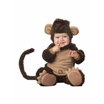 Disfraz De Mini Baby Monkey