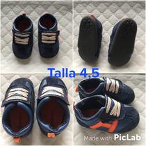 Zapatos Para Bebes 18-24m Y Talla 4,5