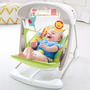 Hermosa Silla Mecedora 2 En 1 Fisher Price