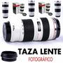 Taza Lente Térmica Camara Mug Geek Fotográfico Pico Vertedor<br><strong class='ch-price reputation-tooltip-price'>S/. 44<sup>99</sup></strong>