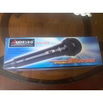 Micrófono Profesional Audesbo