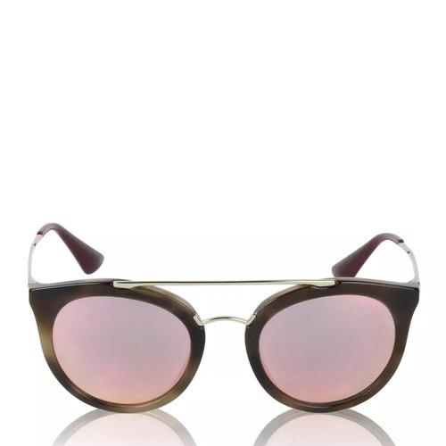 fd92826f7340d Óculos Prada Espelhado Rose Prada - R  890