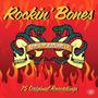 Cd Various Artists Rockin Bones / Various Importado
