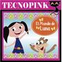 Kit Imprimible El Mundo De Luna + Candy Bar + Regalo + (2x1)