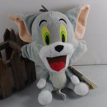 Pelucia Gato Tom - Tom E Jerry