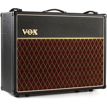 Amplificador Vox Ac30vr Pre Valvular Reactor