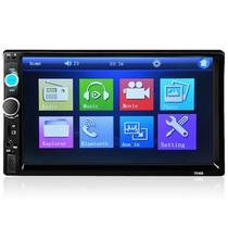 Dvd Automotivo Touchscreen 7 Polegadas / Usb Blueetoth Aux