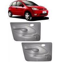 Forro Porta Fiesta 03/08 4 Portas Eletrico Par