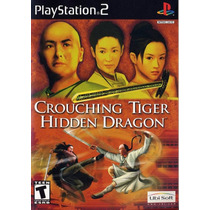 Crouching Tiger Hidden Dragon Ps2 Play Station 2 Best Buy