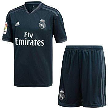 516e32a1dad45 Uniforme Real Madrid Camisa + Pantaloneta (envío Gratis) -   55.000 en Mercado  Libre