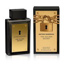 The Golden Secret Y The Secret By Antonio Banderas 100ml
