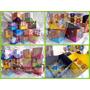 Caja Decorativa Mini Recuerdo Regalo Cartulina 12und