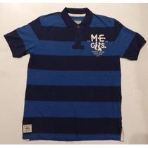 Camisa Gola Polo Marc Ecko - Tamanho M