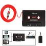 Audio Aux Car Cassette Tape Adapter Converter 3.5mm For