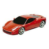 Carrinho De Controle Remoto Xq Ferrari 458 Italia - 1:18 - B