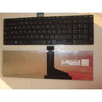 Teclado Toshiba P855 L850 L850d L855 L855d Nuevo + Envio