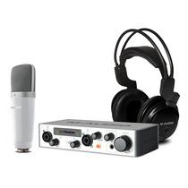 Kit Para Gravação Musical M-audio Vocal Studio Pro 2
