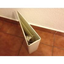 Carpeta Libreta 3 Argollas Color Blanco Semi-nuevas (5pzs)