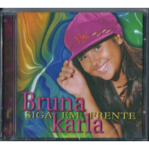 Cd Bruna Karla - Siga Em Frente (mk_music)