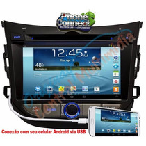 Central Multimidia Hyundai Hb20 Hb20s Dvd Gps Tv Original