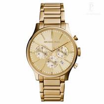 Relógio Michael Kors Mk5986 Bailey Original Com Caixa Em 12x