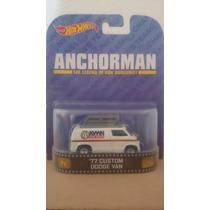 Hot Wheels 77 Mustang Dodge Van Anchorman Retro Nuevo Sellad