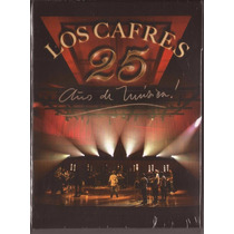 Los Cafres - 25 Años De Musica ( 2cd+dvd) S