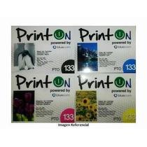 Cartucho 133 Epson Y Printon *oferta*