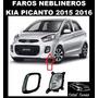 Faros Neblineros Kia Picanto Genuinos Originales 2015 2016