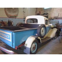 Chevrolet Pick-up 1938 *sin Papeles* Escucho Ofertas