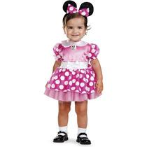 Disfraz De Minnie Mouse Rosado