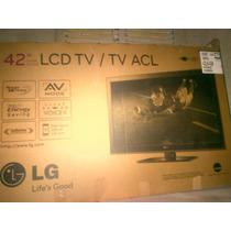 Tv Lg De 42 Pulgadas Lcd