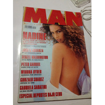 Revista Adultos Man-nadine Picard-febrero 93-n64