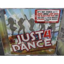Just 4 Dance Lady Gaga Lmfao Dev Cd + Dvd Sellado