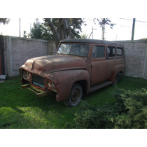 Lote De Autos Y Pick Up Ford Dodge Chevrolet Antiguos V8