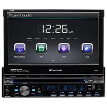 Estereo Planet Audio 7 Pulg. Sd Usb Bluetooth Camara Dvd