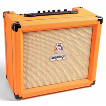 Amplificador Combo Orange Crush Cr35rt Transistor, Nuevo