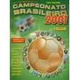 Album Campeonanto Brasileiro 2001 Incompleto