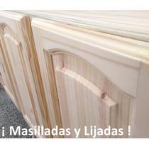 Alacena 160cm 4 Puertas Madera Pino ¡¡¡directo De Fábrica!!!