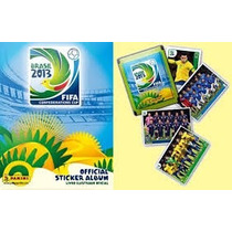 Figurinhas Avulsas Do Álbum Da Copa Das Confederações 2013