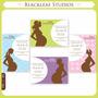 Kit Papel Digital Scrapbook Blackleaf Convite Cha De Bebe 93