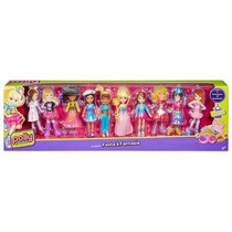Polly Pocket Conjunto Festa A Fantasia Mattel Djb18/djb20