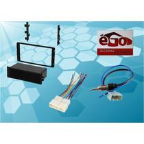 Convertidor Adaptador Frente Estéreo Arnés Antena Np300 2016